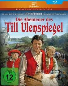 Die Abenteuer des Till Ulenspiegel (Blu-ray), Blu-ray Disc
