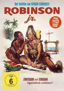 Robinson jr., DVD