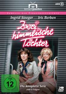 Zwei himmlische Töchter (Komplette Serie), 2 DVDs
