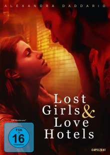 Lost Girls and Love Hotels, DVD