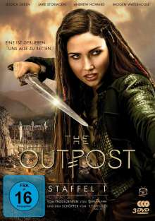 The Outpost Staffel 1, 3 DVDs