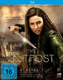The Outpost Staffel 1 (Blu-ray), 2 Blu-ray Discs