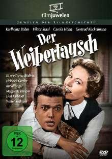 Der Weibertausch, DVD