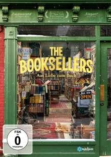 The Booksellers - Aus Liebe zum Buch (OmU), DVD