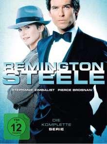 Remington Steele (Komplette Serie), 30 DVDs