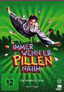 Immer wenn er Pillen nahm, 2 DVDs