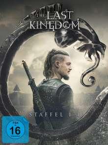 The Last Kingdom Staffel 1-4, 18 DVDs