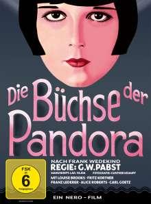 Die Büchse der Pandora, DVD