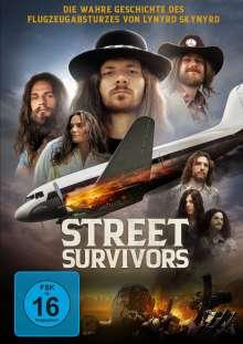 Street Survivors - Die wahre Geschichte des Flugzeugabsturzes von Lynyrd Skynyrd, DVD
