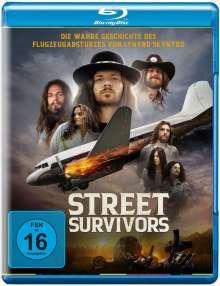 Street Survivors - Die wahre Geschichte des Flugzeugabsturzes von Lynyrd Skynyrd (Blu-ray), Blu-ray Disc