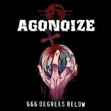 Agonoize: 666 Degrees Below (Limited Edition), Maxi-CD