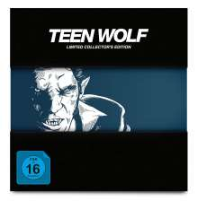 Teen Wolf Staffel 1-6 (Komplettbox als Limited Collector's Edition), 34 DVDs