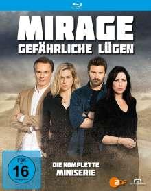 Mirage - Gefährliche Lügen (Komplette Serie) (Blu-ray), Blu-ray Disc