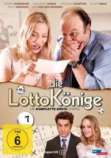 Die Lottokönige Staffel 1, 2 DVDs