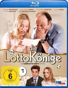Die Lottokönige Staffel 1 (Blu-ray), 2 Blu-ray Discs