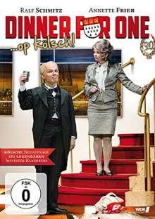 Dinner For One - op Kölsch, DVD