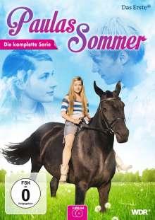 Paulas Sommer (Komplette Serie), 2 DVDs