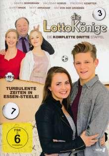 Die Lottokönige Staffel 3, DVD