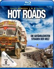 Hot Roads - Die gefährlichsten Straßen der Welt Staffel 1 & 2 (Blu-ray), 2 Blu-ray Discs