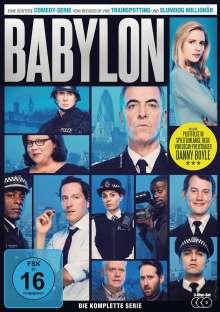 Babylon Season 1, DVD