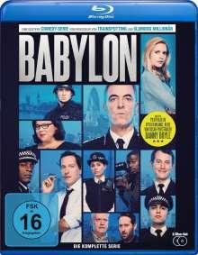 Babylon Season 1 (Blu-ray), Blu-ray Disc
