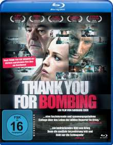 Thank You For Bombing (Blu-ray), Blu-ray Disc