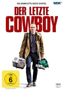 Der letzte Cowboy Staffel 1, DVD