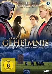 Armans Geheimnis Staffel 1 & 2, 4 DVDs