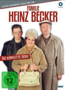 Familie Heinz Becker (Komplette Serie), 7 DVDs