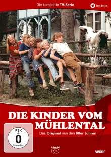 Die Kinder vom Mühlental, 2 DVDs