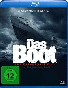 Das Boot (1981) (Blu-ray), Blu-ray Disc