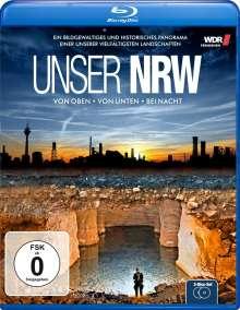 Unser NRW (NRW von oben, von unten und bei Nacht) (Blu-ray), Blu-ray Disc