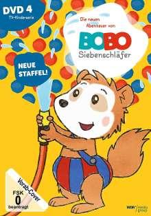 Bobo Siebenschläfer DVD 4, DVD