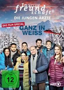 In aller Freundschaft - Die jungen Ärzte: Ganz in Weiß, DVD