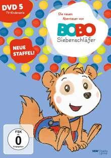 Bobo Siebenschläfer DVD 5, DVD