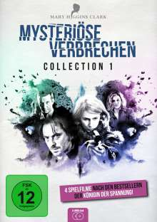 Mysteriöse Verbrechen Collection 1, 2 DVDs