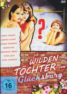 Die wilden Töchter von Glücksburg, DVD