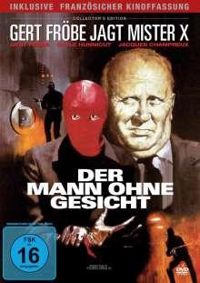 Der Mann ohne Gesicht, DVD