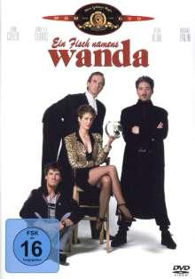 Ein Fisch namens Wanda, DVD