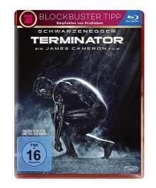 Terminator (Blu-ray), Blu-ray Disc