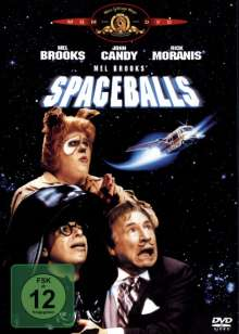 Mel Brooks' Spaceballs, DVD