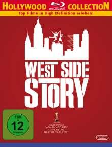 West Side Story (Blu-ray), Blu-ray Disc