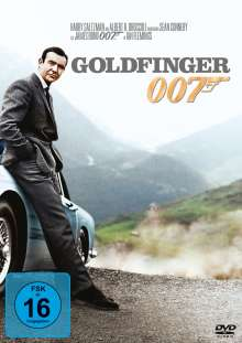 James Bond: Goldfinger, DVD