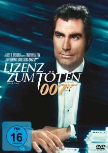 James Bond: Lizenz zum Töten, DVD
