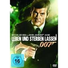 James Bond: Leben und sterben lassen, DVD