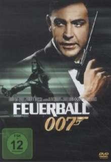James Bond: Feuerball, DVD