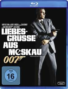 James Bond: Liebesgrüße aus Moskau (Blu-ray), Blu-ray Disc