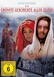 Die größte Geschichte aller Zeiten, DVD