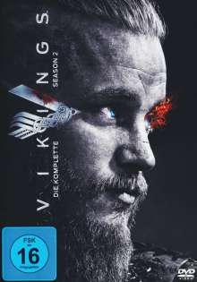 Vikings Season 2, 3 DVDs