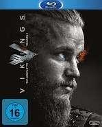 Vikings Staffel 2 (Blu-ray), 3 Blu-ray Discs